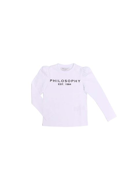 PHILOSOPHY | T-shirt | PJTS44-JE95B-ZH0100091