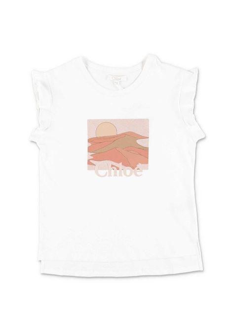 CHLOE | T-shirt | C15B68117