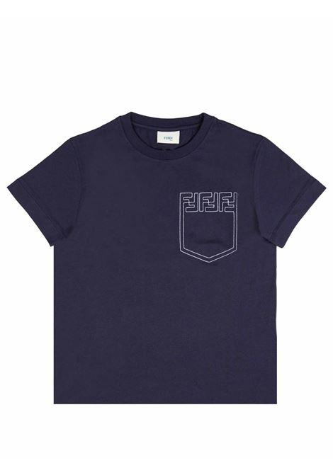 Fendi | T-shirt | JMI364 7AJF0QB0