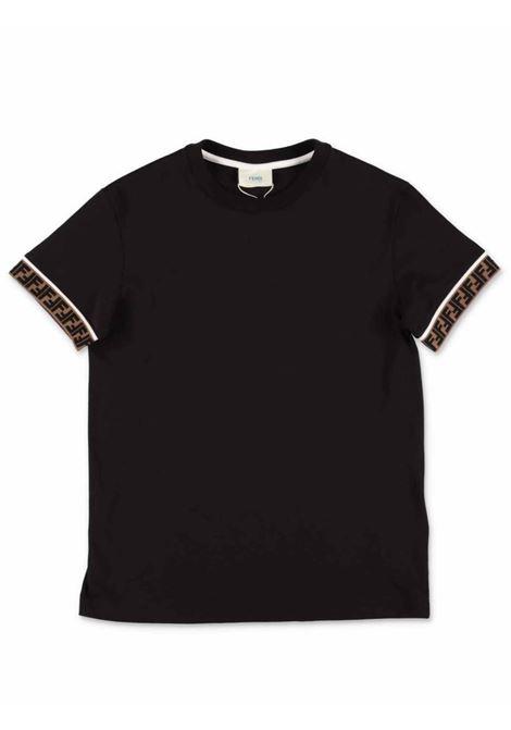 Fendi | T-shirt | JUI018 7AJF0QA1