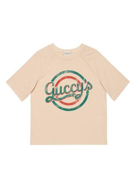 Gucci   T-shirt   575094 XJC7P7193