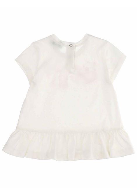 Monnalisa BEBE | Maxi t-shirt | 397608SK-70100001
