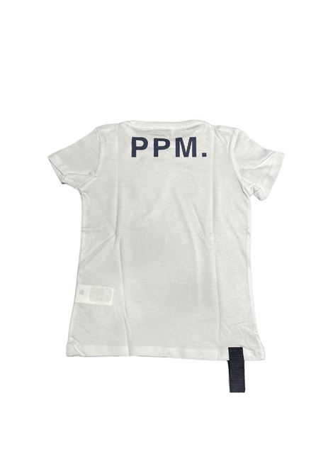Paolo Pecora | T-shirt | PP2677BIANCO