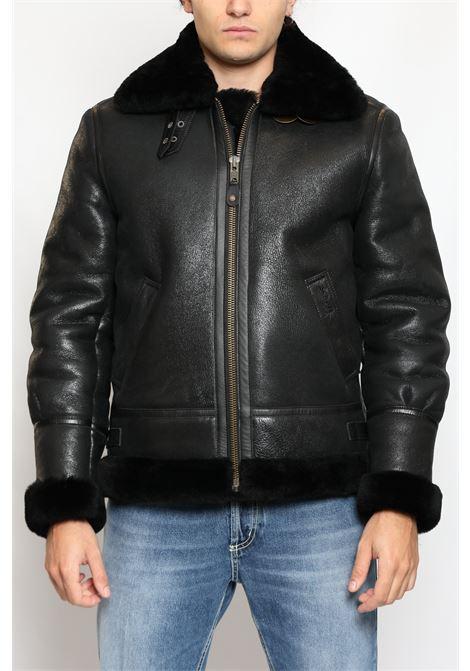 SCHOTT NYC   Outerwear   LC1259BLACK
