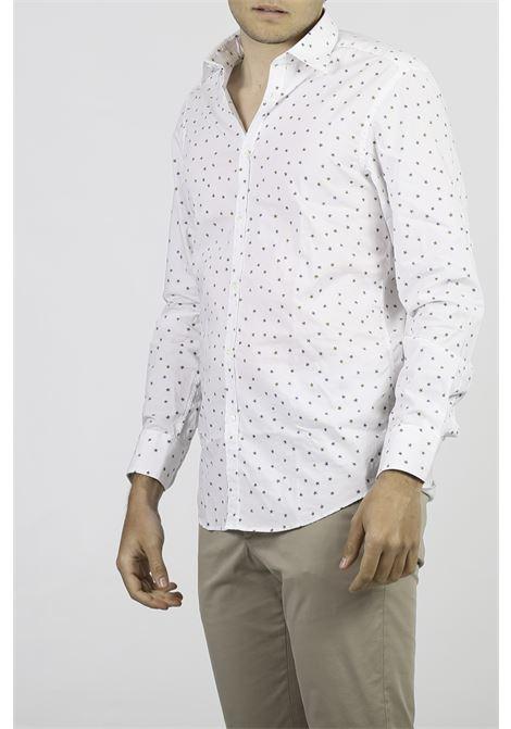 COTTON SHIRT AGLINI | Shirts | F829.20FANT