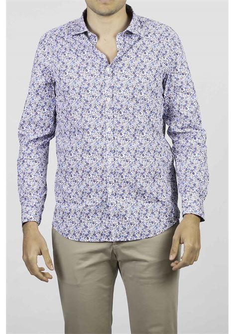 COTTON SHIRT AGLINI | Shirts | F829.343FANT