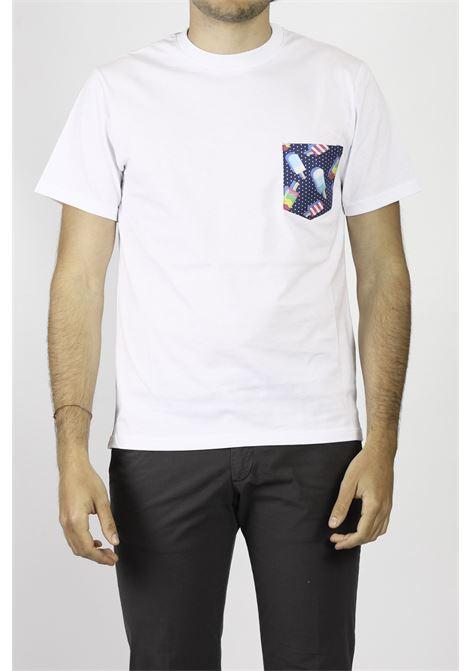 COTTON T-SHIRT DETWELVE | T-shirt | CU654GELATO
