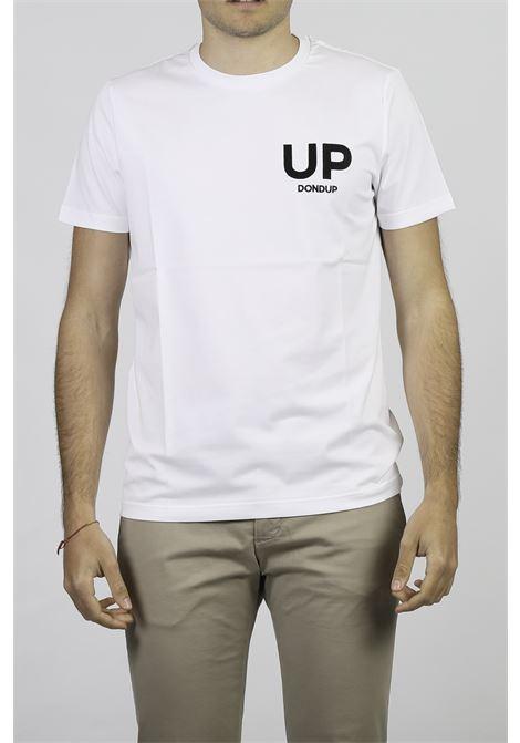 COTTON T-SHIRT DONDUP | T-shirt | US198-FJ0271U-BF4000