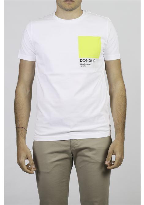 T-SHIRT IN COTONE DONDUP | T-shirt | US198-JF0284U-BH3000