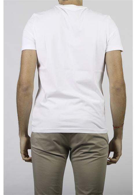COTTON T-SHIRT DONDUP | T-shirt | US198-JF0284U-BH3000