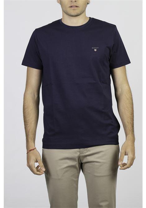 T-SHIRT IN COTONE GANT | T-shirt | 234100433