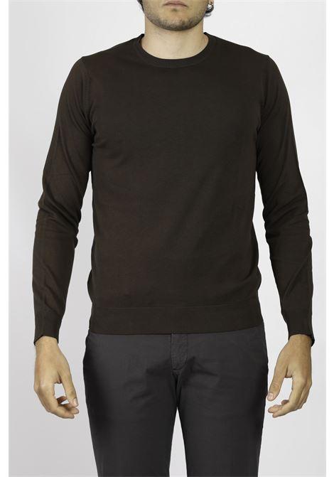 COTTON CREW NECK SWEATER JEORDIE'S | Knitwear | 55514356