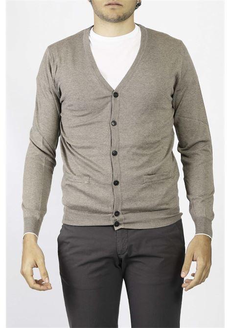 COTTON KNIT CARDIGAN JEORDIE'S | Knitwear | 60519335