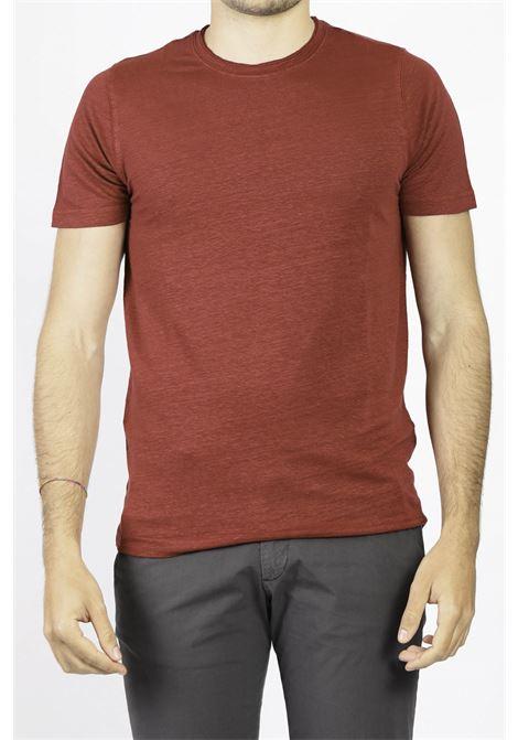 LINEN T-SHIRT JEORDIE'S | T-shirt | 80738244