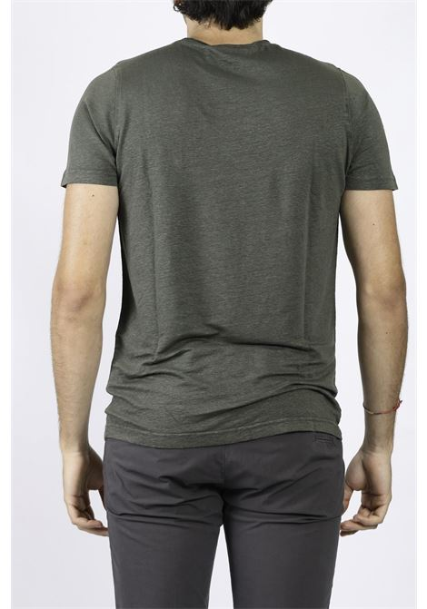 LINEN T-SHIRT JEORDIE'S | T-shirt | 80738910