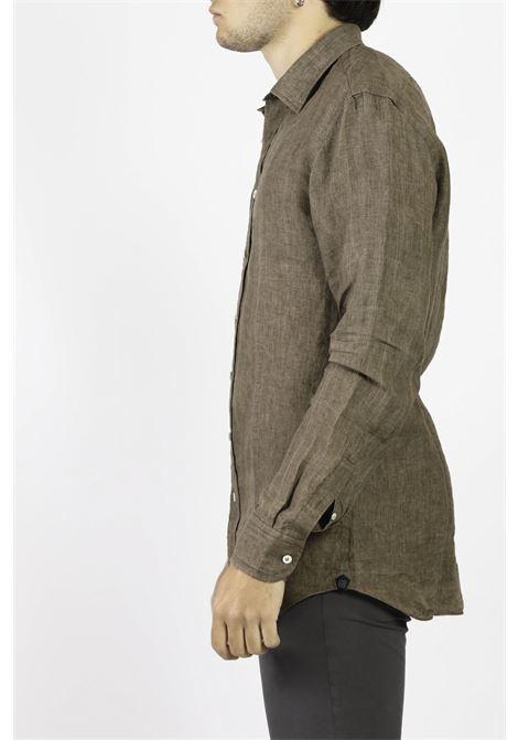LINEN SHIRT LARDINI | Shirts | ELDANTE-ELC1329450