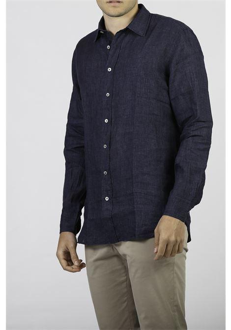 LINEN SHIRT LARDINI | Shirts | ELDANTE-ELC1329850