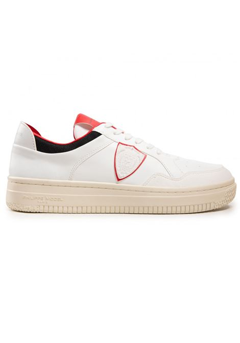 LYON BLE - BLANC ROUGE PHILIPPE MODEL | Shoes | LYLUBL03