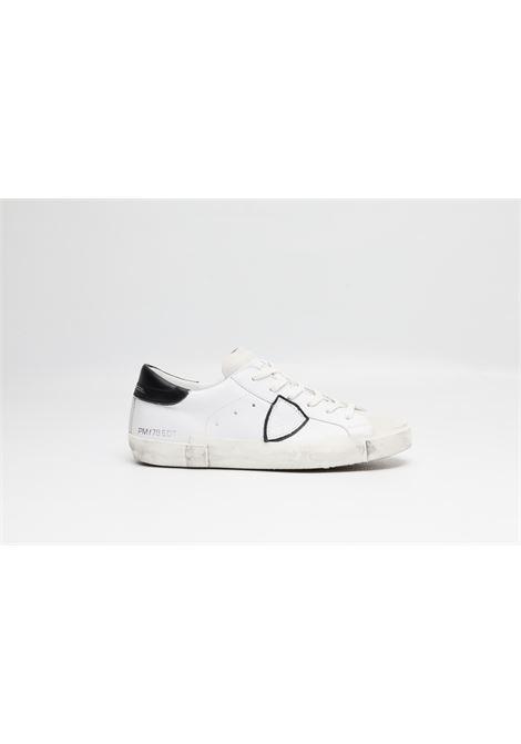 PRSX BASIC - BLANC NOIR PHILIPPE MODEL | Shoes | PRLU1011