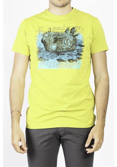 T-SHIRT IN JERSEY DI COTONE RRD | T-shirt | 2115523