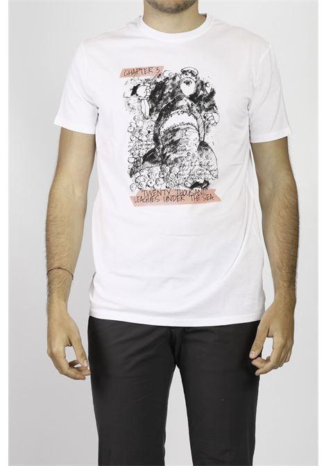 T-SHIRT IN JERSEY DI COTONE RRD | T-shirt | 2115709