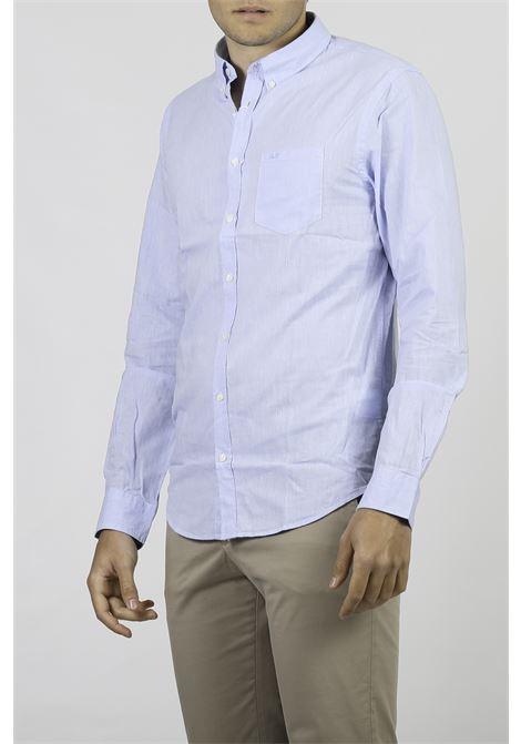 LINEN BLEND SHIRT SUN 68 | Shirts | S3110205