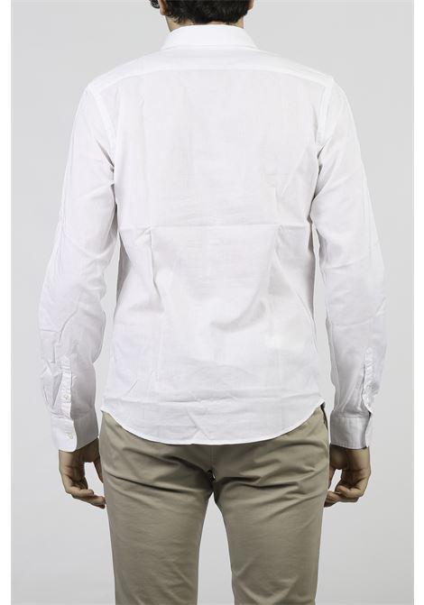 LINEN BLEND SHIRT SUN 68 | Shirts | S3110231