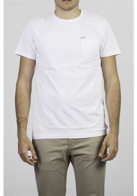 T-SHIRT IN COTONE SUN 68 | T-shirt | T3110101