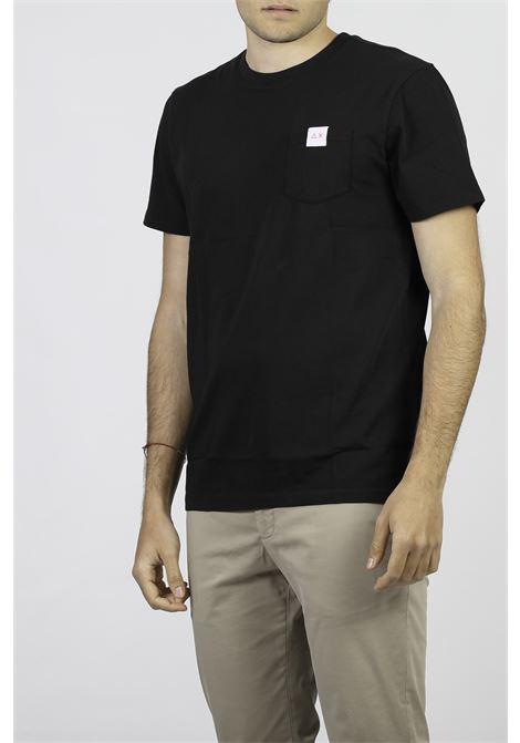 T-SHIRT IN COTONE SUN 68 | T-shirt | T3110611