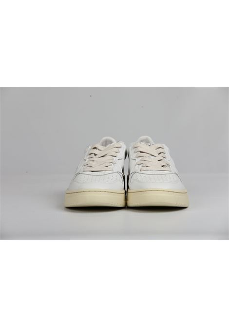 LOW MAN LEATHER ALL WHITE AUTRY | Scarpe | AULMLL15