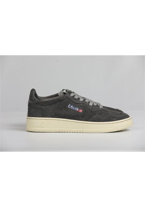 LOW MAN SUEDE GREY AUTRY | Shoes | AULMSS01