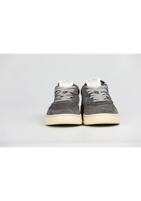 LOW MAN SUEDE GREY AUTRY | Scarpe | AULMSS01