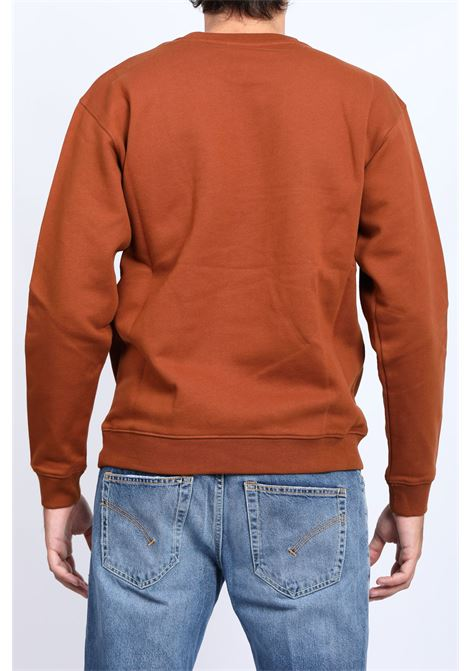 CREW NECK SWEATSHIRT DONDUP | Sweatshirts | UF641-KF0202-BW6028