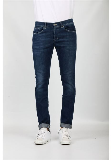 SLIM FIT JEANS GEORGE DONDUP | Jeans | UP232-DS0286-BS3800