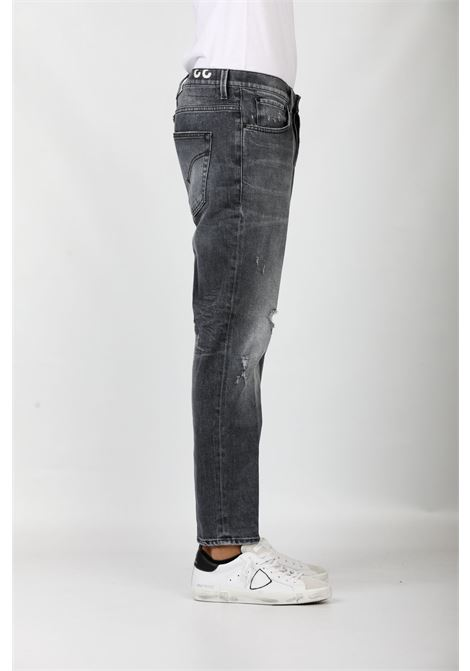 JEANS CARROT BRIGHTON DONDUP | Jeans | UP434-DS0215-BT9999