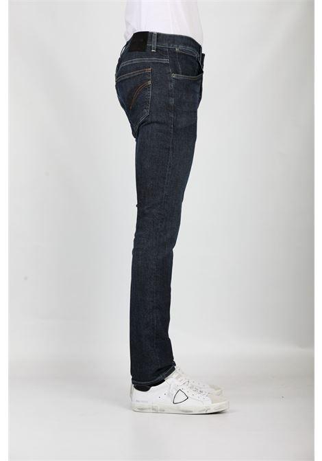 JEANS SLIM TRAVIS DONDUP | Jeans | UP579-DS0310-BU5800