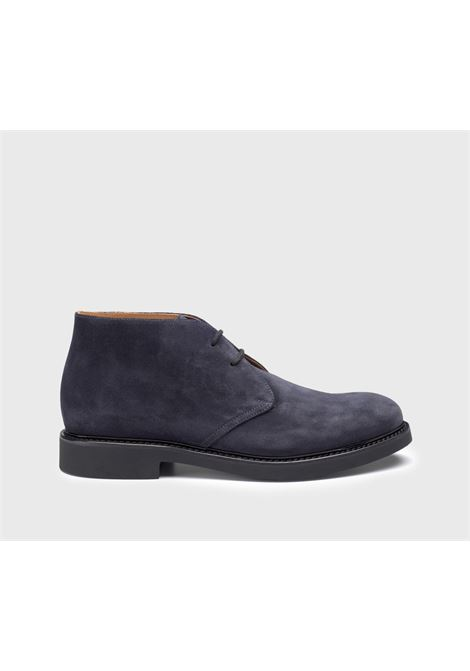 SUEDE ANKLE BOOTS DOUCAL'S | Shoes | DU1018GENOUF009NB00
