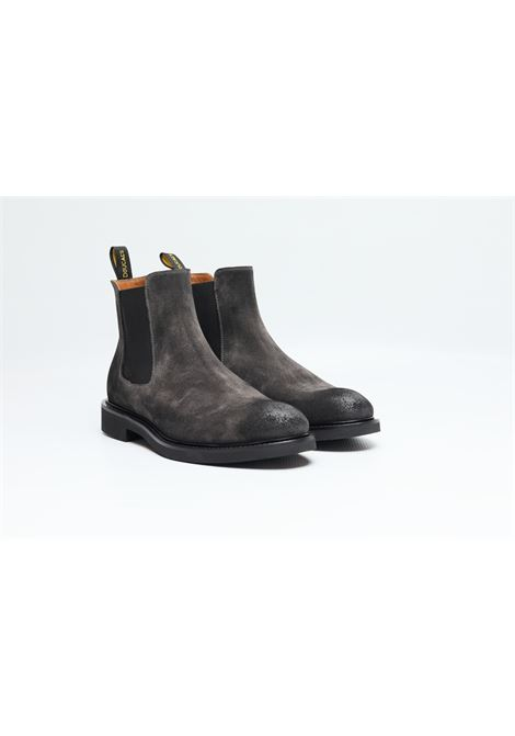 SUEDE ANKLE BOOTS DOUCAL'S | Shoes | DU1343GENOUF011NN05