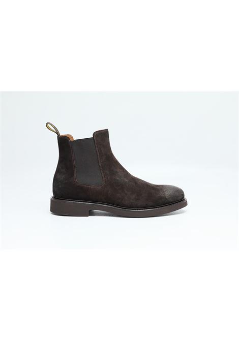 SUEDE ANKLE BOOTS DOUCAL'S | Shoes | DU1343GENOUF011TM00