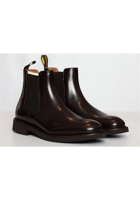 LEATHER ANKLE BOOTS DOUCAL'S | Shoes | DU1343GENOUF028TL01