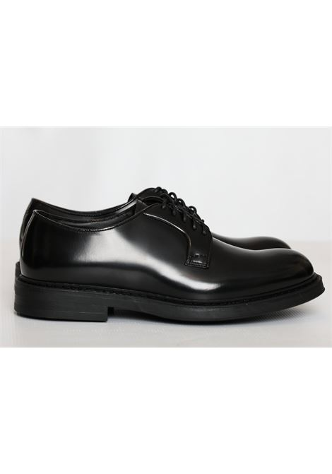 LEATHER LACE-UPS DOUCAL'S | Shoes | DU1385BRUGUF007NN00