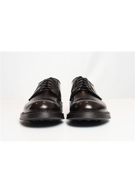 LEATHER LACE-UPS DOUCAL'S | Shoes | DU1385BRUGUF007TM02