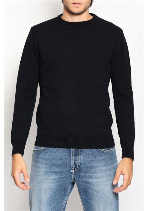 CASHMERE CREW NECK SWEATER FRANCESCO PIERI | Knitwear | FU017009905