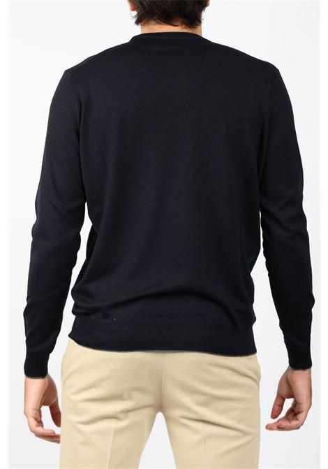 MERINOS WOOL SWEATER FRANCESCO PIERI | Knitwear | FU03600C008800