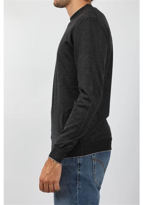 MERINOS WOOL SWEATER FRANCESCO PIERI | Knitwear | FU03600C420426