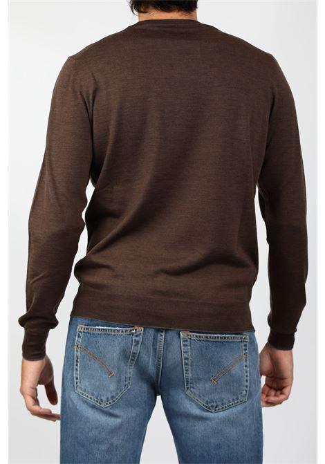 MERINOS WOOL SWEATER FRANCESCO PIERI | Knitwear | FU03600C443351