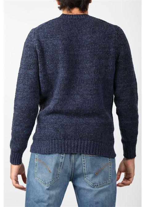 CASHMERE BLEND CREW NECK SWEATER FRANCESCO PIERI | Knitwear | FU423008849