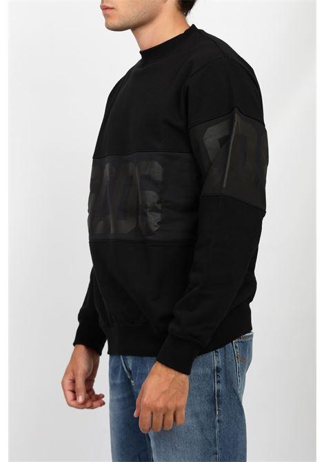 BAND LOGO CREW GCDS | Sweatshirts | CC94M02150202