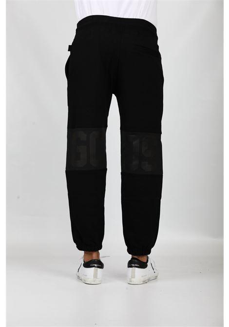 BAND LOGO SWEATPANTS GCDS | Pantaloni | CC94M03150202