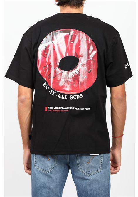 REGULAR TEE CANDY GCDS | T-shirts | FW22M02005402